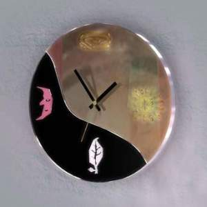 clock from Russia