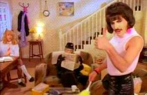 queen i want to break free pic