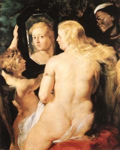 Rubens - Venus in oglinda