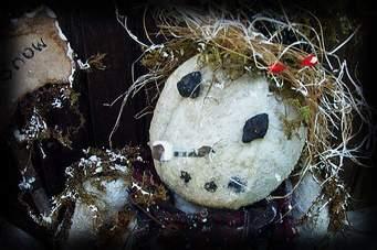 snowman Jesus