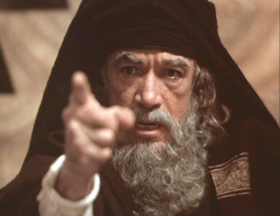 anthony quinn priest