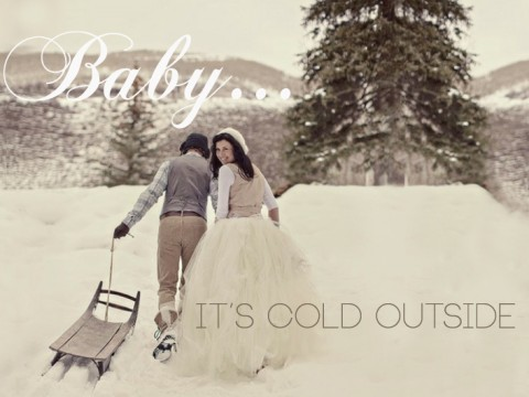 bride-bubble-winter-icy-wedding-baby-its-cold-outside-opener-480x360