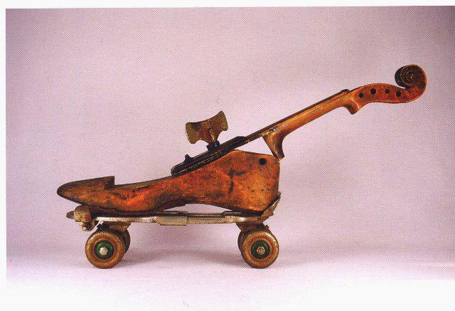 funny violin