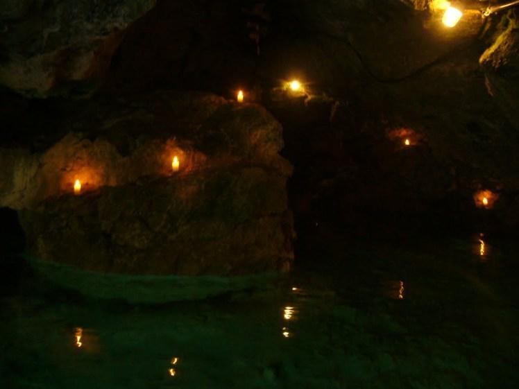 lights cave