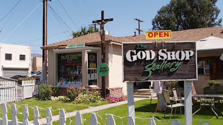 god shop
