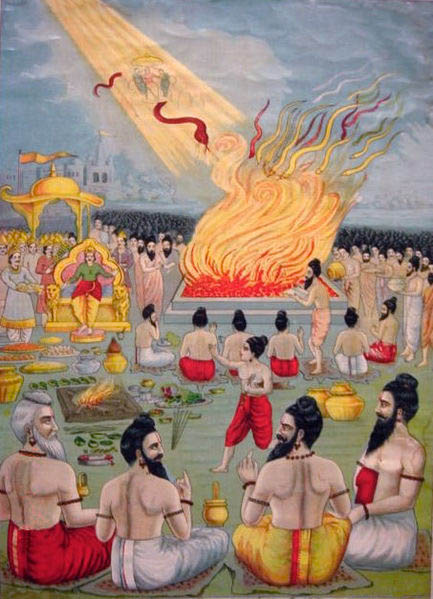 Mahabharata2, The snake sacrifice of Janamejaya