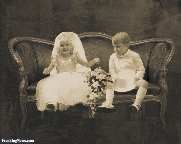 bride-and-groom-children-49011