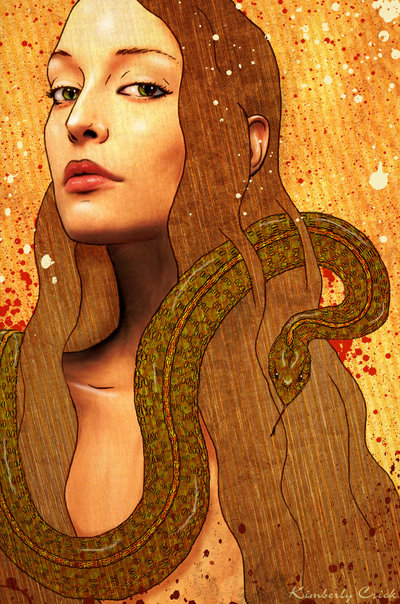 eve_and_the_serpent_by_enchantedgal