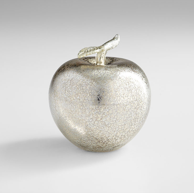 silver-glass-apple-sculpture-34