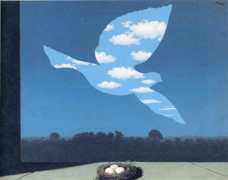 the-return-1940-rene-magritte