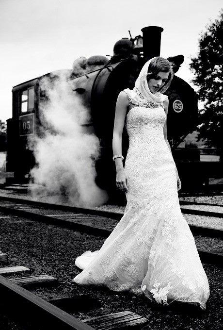 train-bride