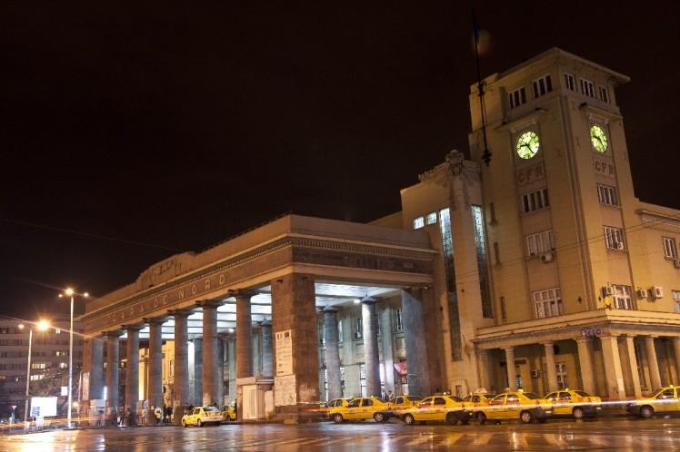 Gara-de-Nord-noaptea
