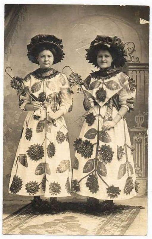 twins leaves
