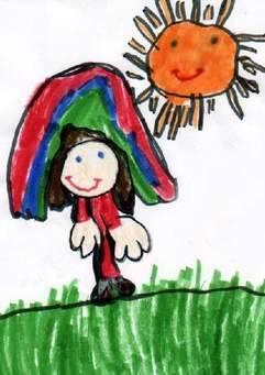 soare copil